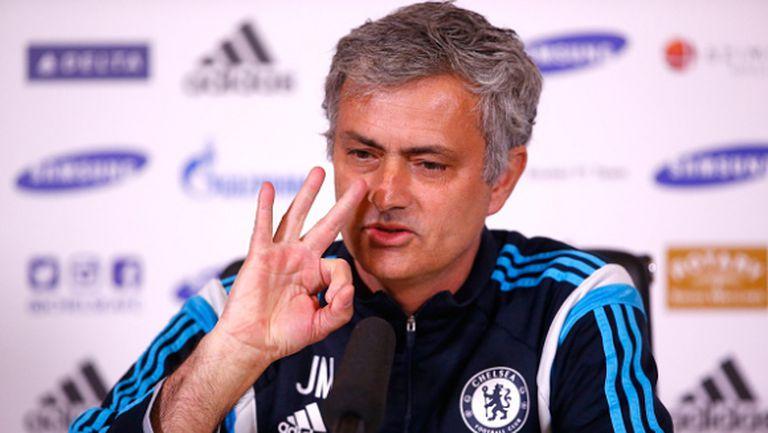 Моуриньо: Много малко мениджъри са на моето ниво по успехи