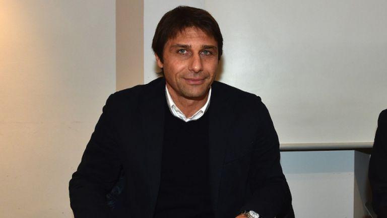 Конте вика трима дебютанти за мача с България