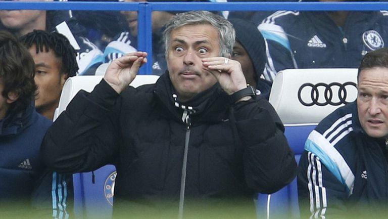 """Челси запази интригата в Англия с издънка на """"Стамфорд Бридж"""" (видео)"""