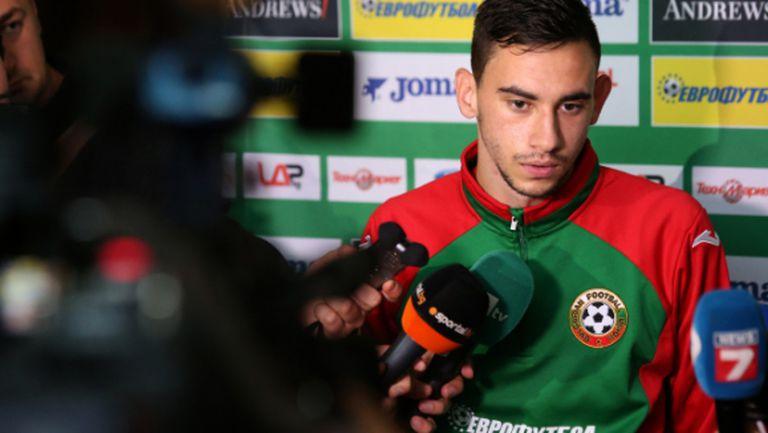 Футболист на Ботев Пд: Не е наш проблем, че няма да има дерби ЦСКА - Левски