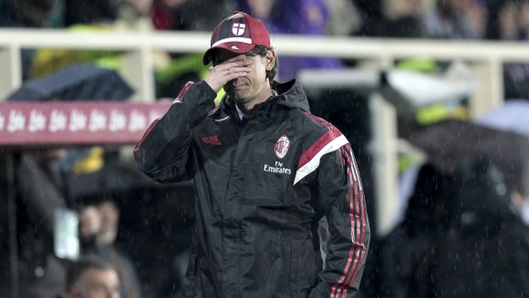 Пипо Индзаги: Видях моят Милан