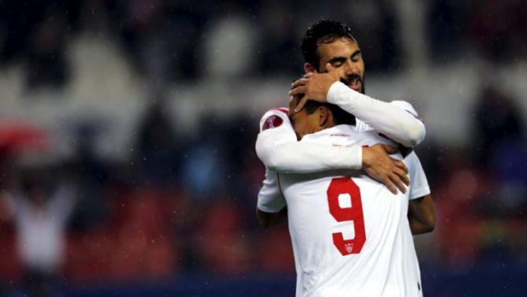Севиля пак би Виляреал и продължава защитата на трофея в Лига Европа (видео)