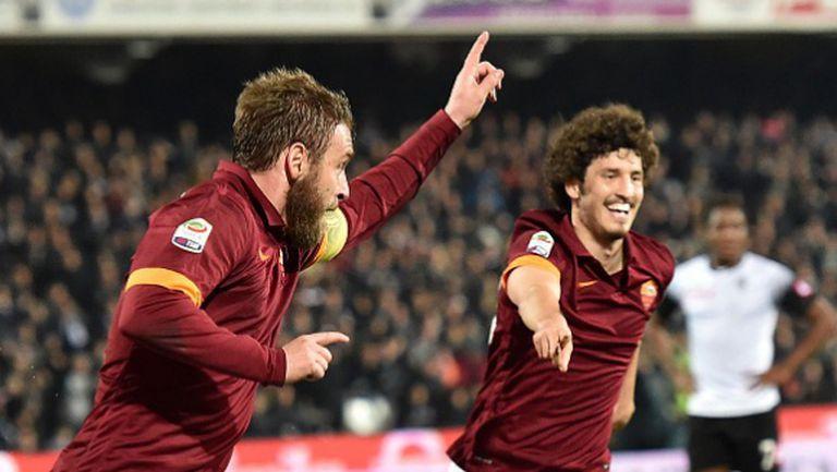 Рома сложи край на кошмара с пестелива победа (видео)