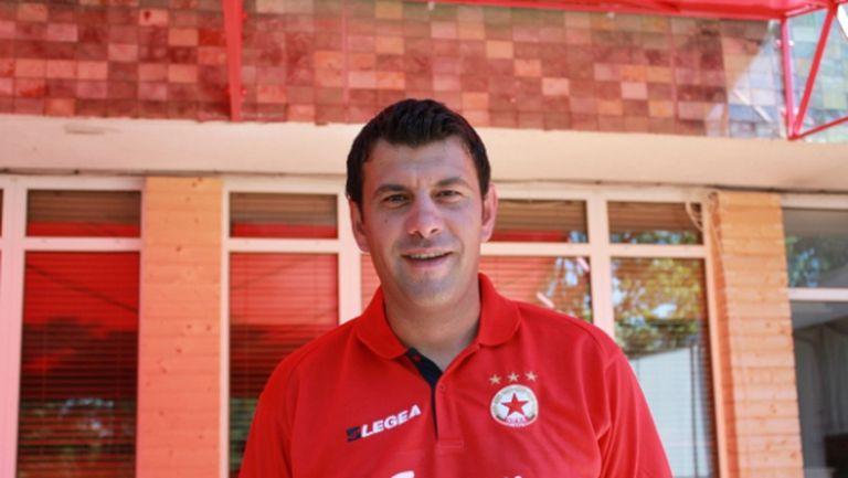 Галин Иванов е новият треньор на ЦСКА (ВИДЕО)