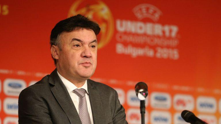 Михайлов: България е готова, всички са впечатлени