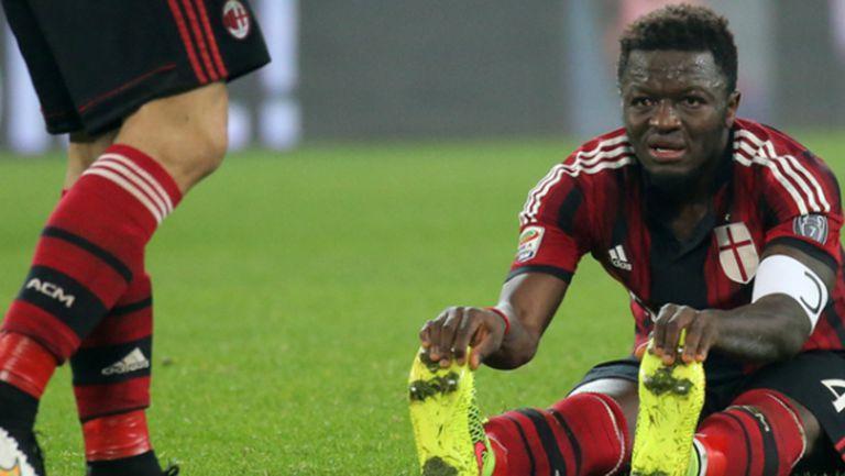 Милан ще продължи да плаща на Мунтари