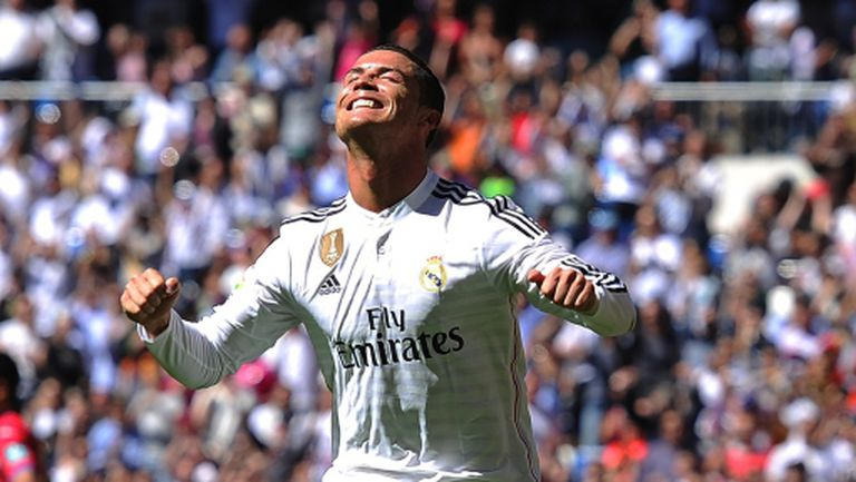 Роналдо: Щастлив съм, че вкарах 5