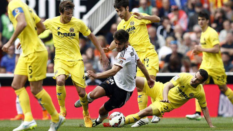 Валенсия остана под Атлетико след нулево дерби