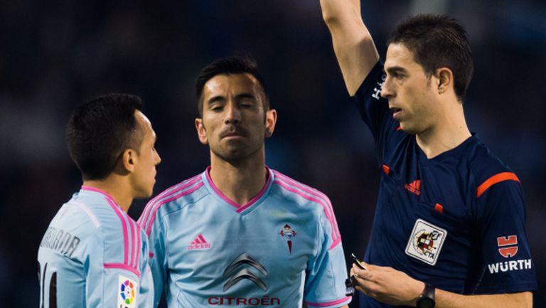 Старши треньорът на Селта обвини свой футболист за загубата от Барсa