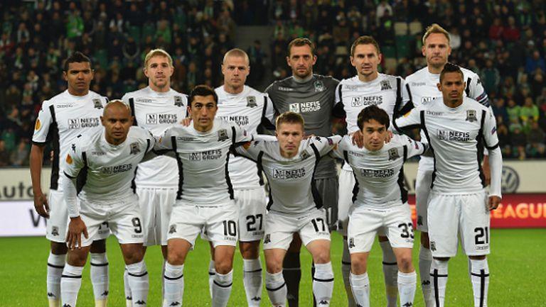 Краснодар изпревари ЦСКА (М) след обрат срещу Георгиев и Рубин (видео)