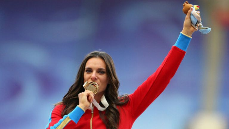 Русия може да спре Исинбаева от участие в Рио