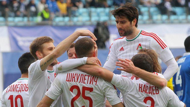Локомотив победи Торпедо и излезе 5-и (видео)