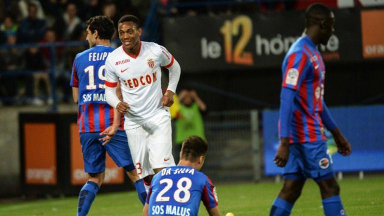 Монако се върна към победите, запазиха Бербатов за сблъсъка с Юве (видео)