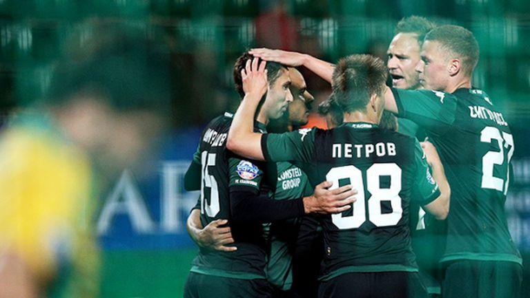 Попов с асистенция при загуба на Кубан в дербито на Краснодар