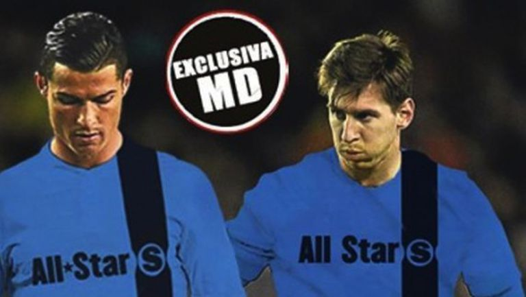 УЕФА събира Кристиано и Меси в един отбор