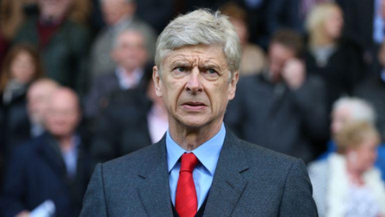 Венгер е учуден от победната серия на Арсенал