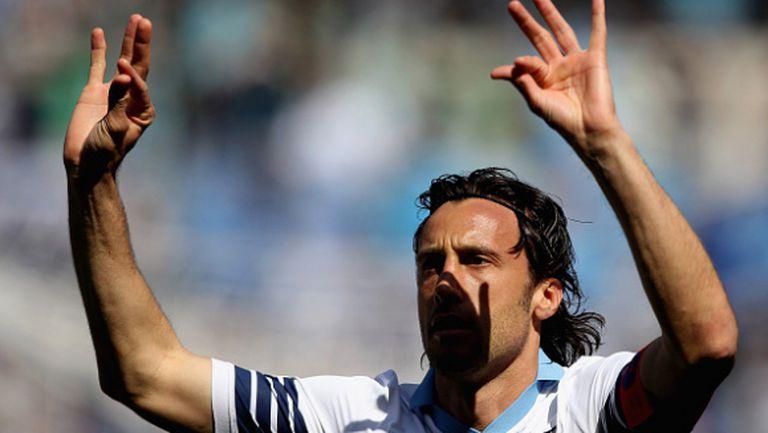 """Девет години по-късно отново двама играчи с една фамилия се разписаха в Серия """"А"""""""