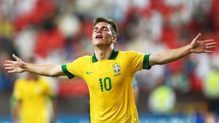 Трансфер в Челси - бразилец вече минава прегледите