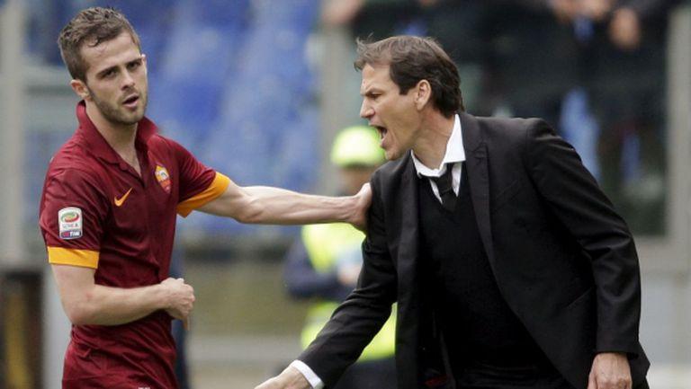 В Рома твърдо вярват на Руди Гарсия