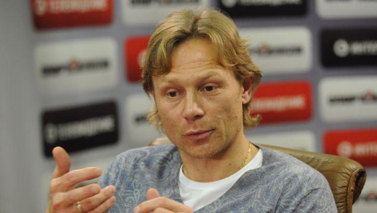 Карпин: Исках да взема в Спартак Черчи и Ярмоленко, а ми доведоха Еберт