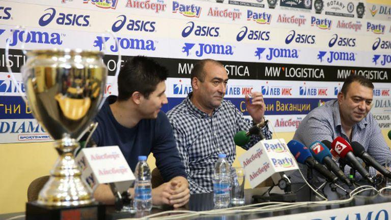 Марек се изкачи на 5-о място в класацията при волейболните шампиони на България