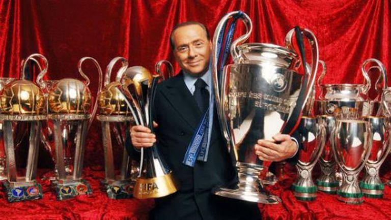 Берлускони продава Милан на тайландец