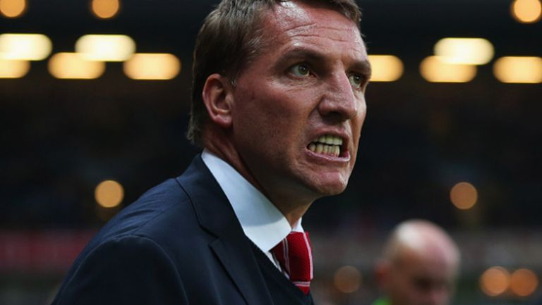 Роджърс: В Англия има два отбора - Ливърпул и Манчестър Юнайтед