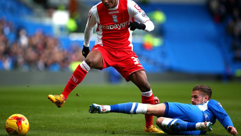 Ливърпул привлича млад нападател на Бирмингам