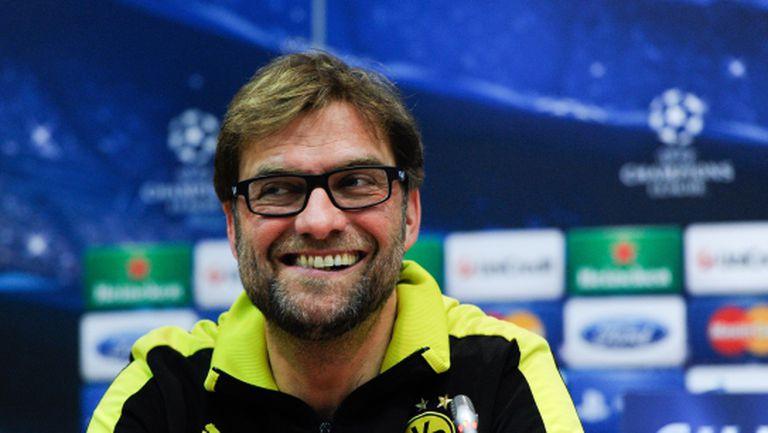 Клоп ще липсва на Дортмунд и заради това (видео)