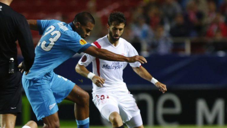 Защитник на Севиля ще се лекува повече от 6 месеца