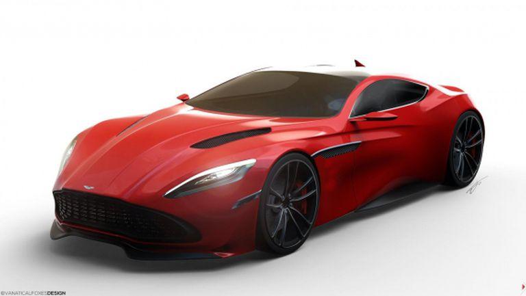 15-годишен представи Aston Martin DB11 от мечтите си (Галерия)
