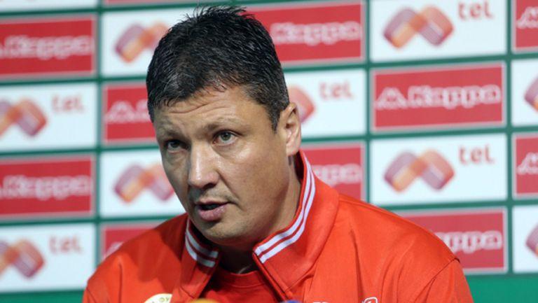 Любо Пенев е новият треньор на ЦСКА?