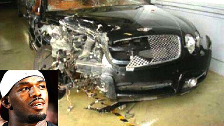 Джон Джоунс е обвинен, че е причинил катастрофа и е избягал от местопрестъплението