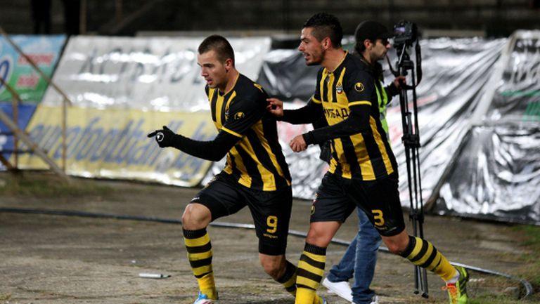 Алекс Колев и Терзиев подновиха тренировки