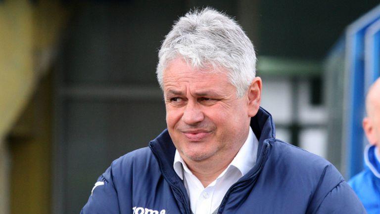 Стоев: Изстрадахме победата срещу изключителен за България отбор