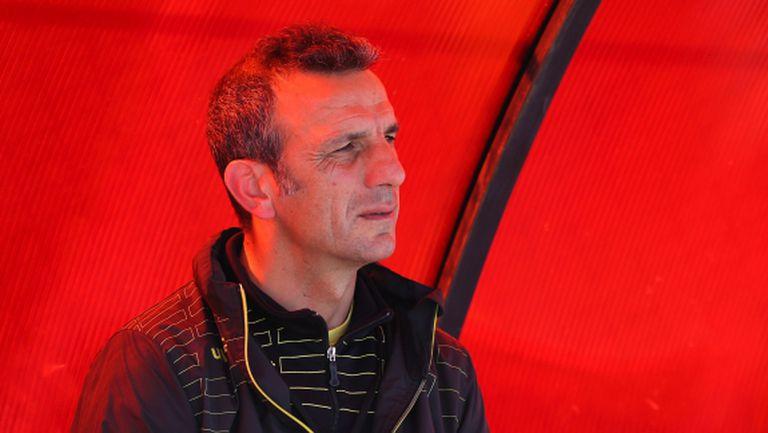 Петър Пенчев: Излизаме за първа победа в плейофите