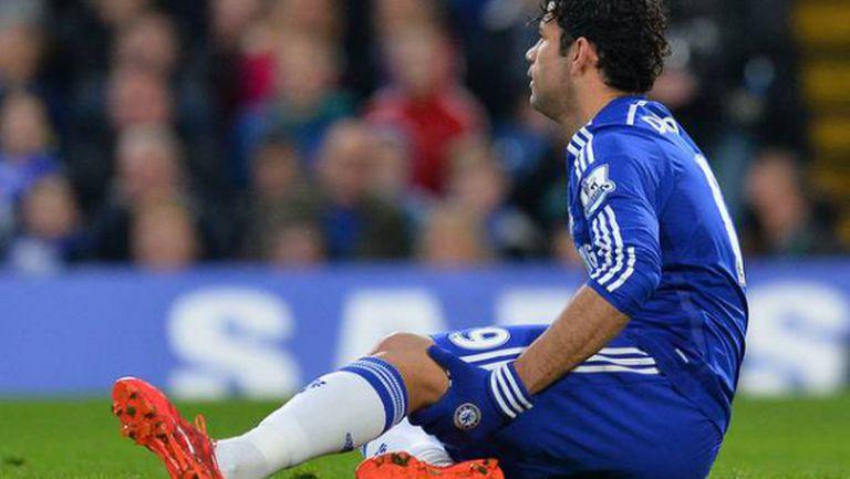 Диего Коща може да не играе до края на сезона