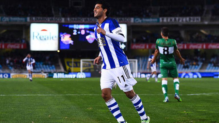 Реал Сосиедад удари Леванте