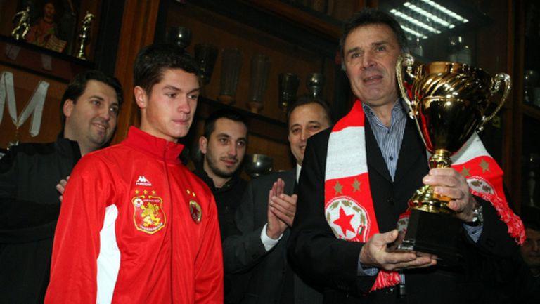 Готвят сериозни промени в школата на ЦСКА