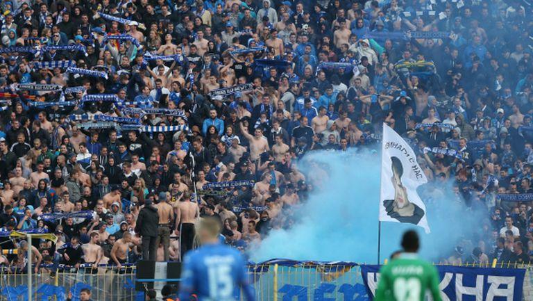 Левски държи на финал в Стара Загора
