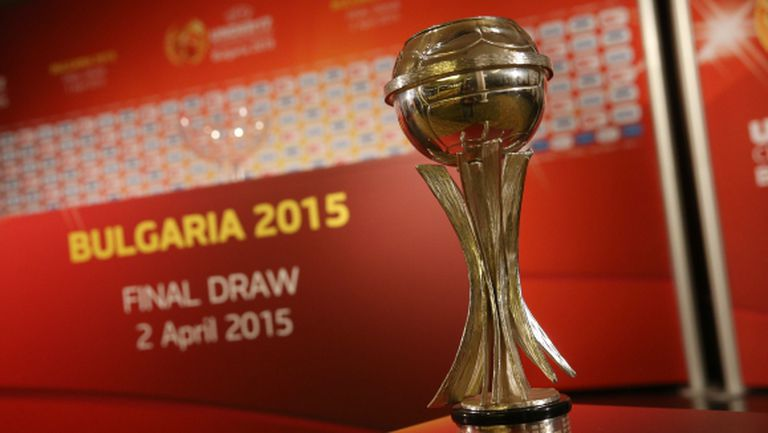 Нека Евро 2015 започне сега!