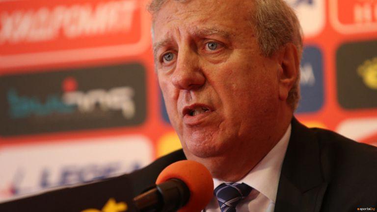 Изненада: не разрешиха на Александър Томов да напусне ЦСКА (документ)