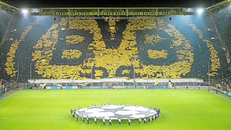 Любовта на феновете в Дортмунд отново е рекордна