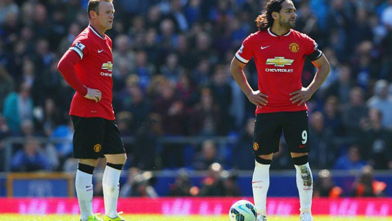 Юнайтед няма да купува Фалкао, но може да удължи наема му
