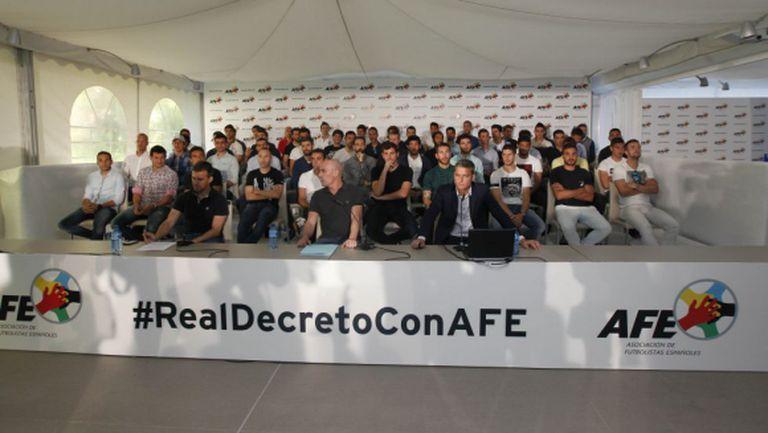 Играчи от Реал М и Барса заплашиха със стачка