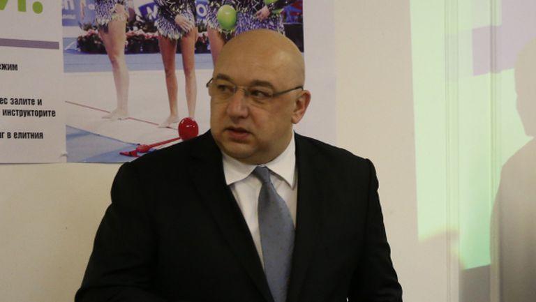 Кралев отрече, че ще се кандидатира за кмет на Варна
