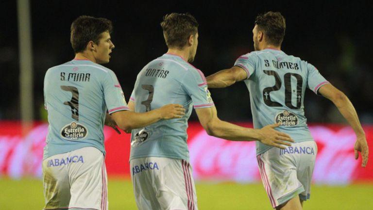 Селта отказа Севиля от четвъртото място (видео)