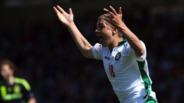 Голмайсторът на България: Евро 2015 е най-голямото ми изживяване (ВИДЕО)