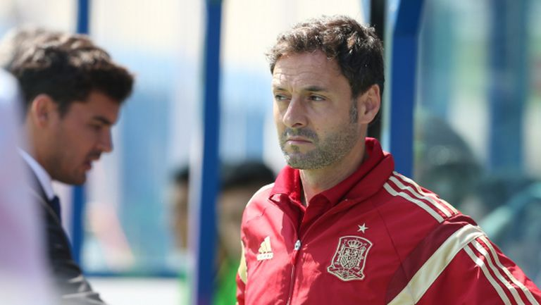 Треньорът на Испания хвали Александър Димитров и Георги Русев (ВИДЕО)