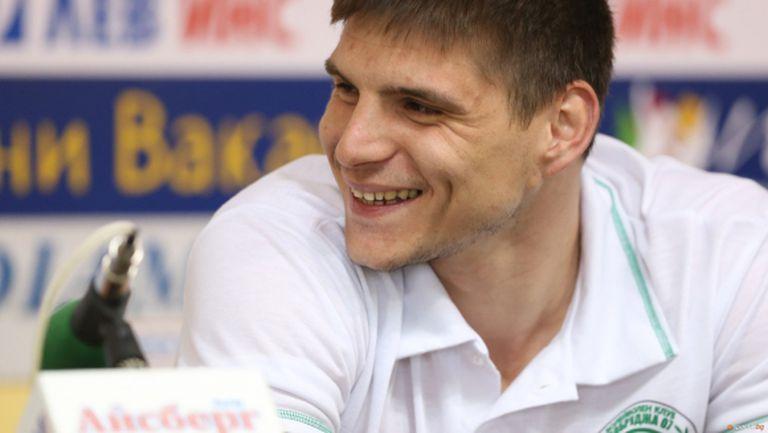Симеон Александров: В Добруджа имаха желание да ме вземат още от началото на сезона